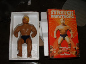 Stretch Armstrong World Value Guide Page 1