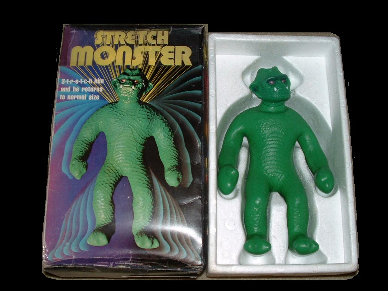 Stretch Armstrong World